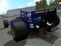 F1 Historic Ligier JS41 screenshot by TomSpeed