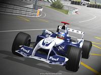 F1 Historic Williams FW26 screenshot by TomSpeed