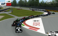 GP3 2011 screenshot by World Sim Team