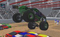 DM Monster Trucks screenshot by Bruce Carroll