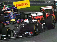 F1 2014 screenshot by Patrick34700