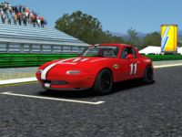 Spec Miata (rFactor 2) screenshot by rFC