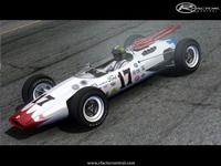 Cooper T73 F1 1964 screenshot by BorekS
