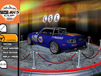 MX-5 Cup screenshot by lazytech