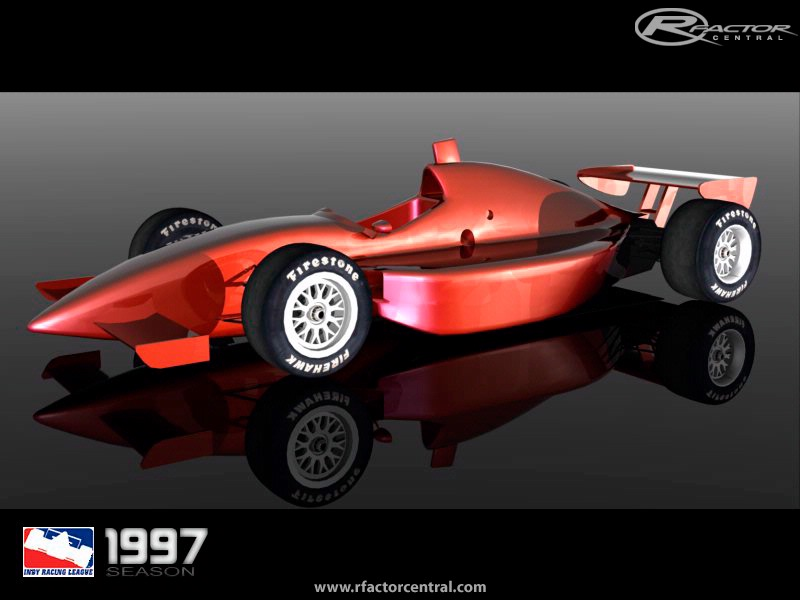 1997 Indy Racing League 0.10 by Michael Peters | rFactor WIPs ...