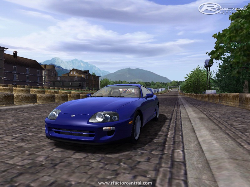 Toyota Supra MKIV Screenshot By Trial_echidna