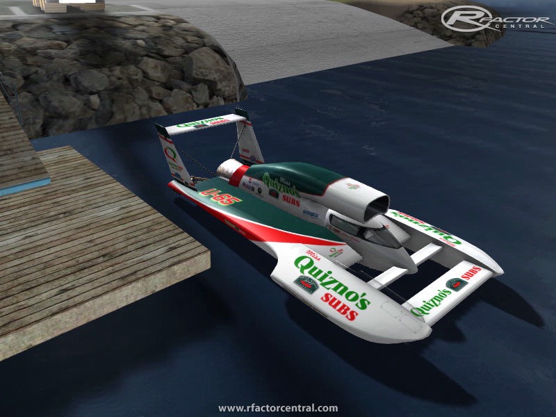 Unlimited Hydroplane Mod 0.60 by Scott Przybylski | rFactor WIPs ...