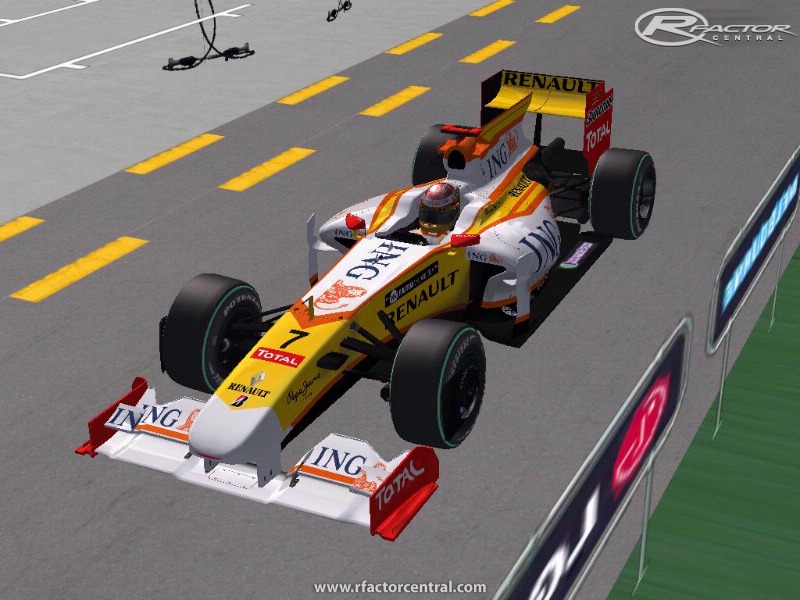 F1 09 RFactor Mod Track Pack By Dazor Part 2 - aspawforums's diary