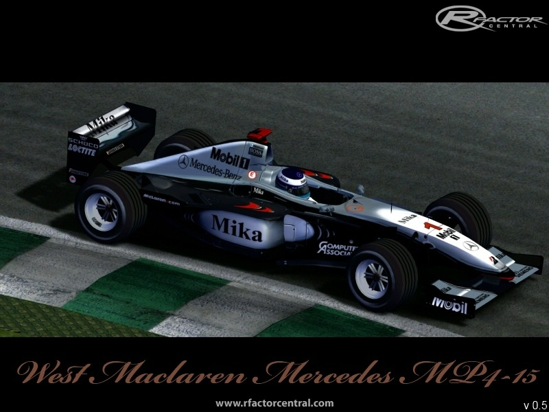 Toban for rFactor 2 Announced - Previews