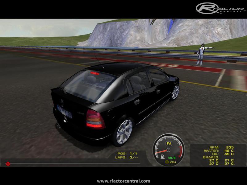 Rfactor  Car Mods