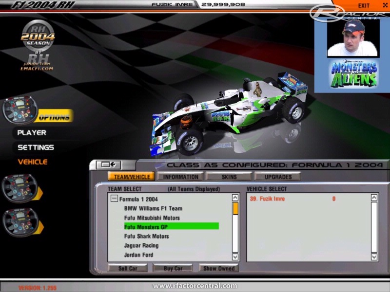 Rfactor mod launcher by roger d lee rfactor addons for R factor windows