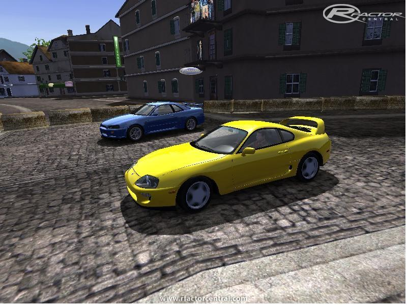Toyota Supra MKIV Screenshot By Skyline369