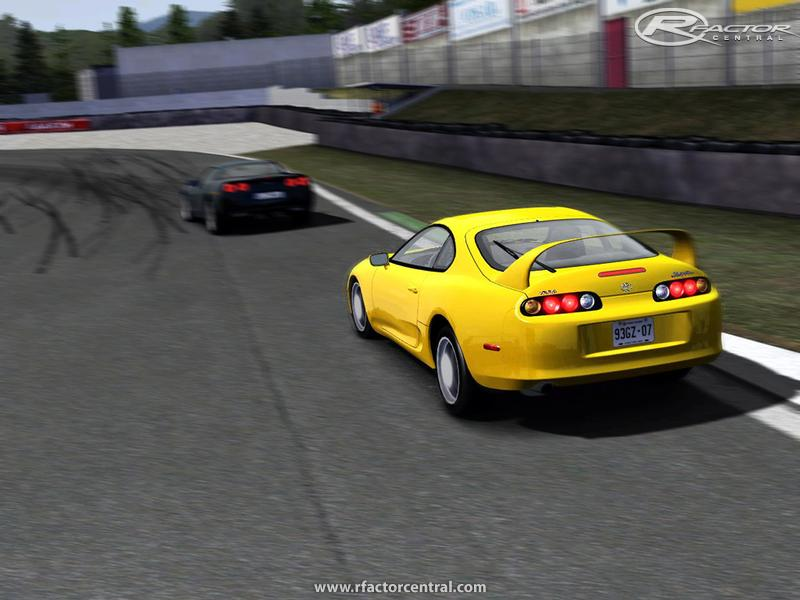 Toyota Supra MKIV Screenshot By Roctech