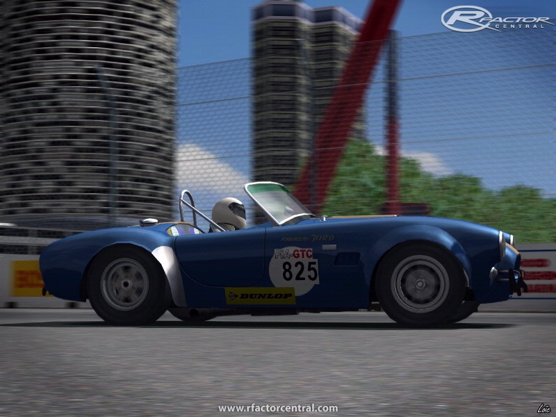Historic Gt Touring Cars Rfactor