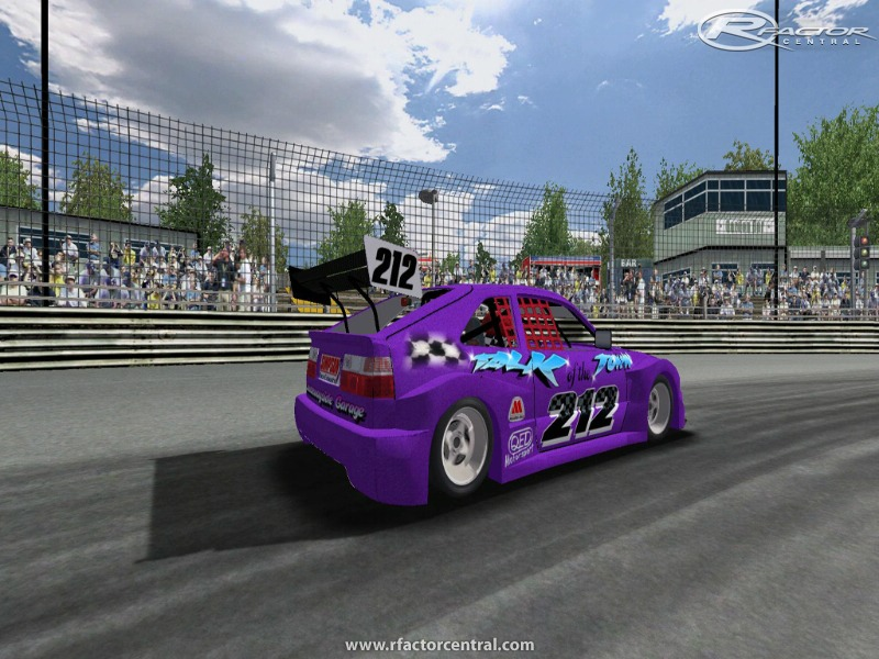 UK National Hotrods 1.00 by UKSOM | rFactor Cars | rFactor Central