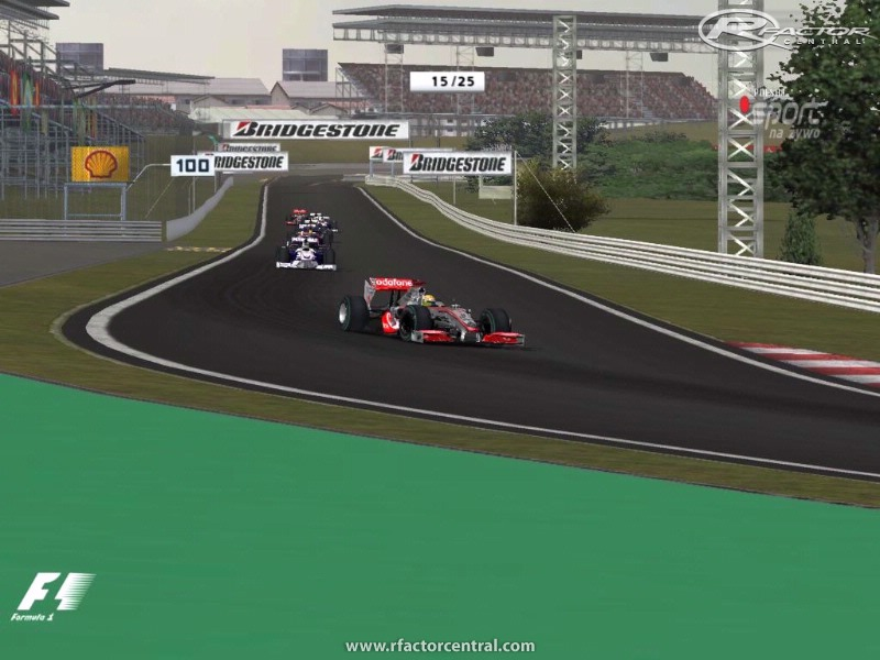 F1 09 Rfactor Mod Track Pack By Dazor Part 2 - rockstarlittle