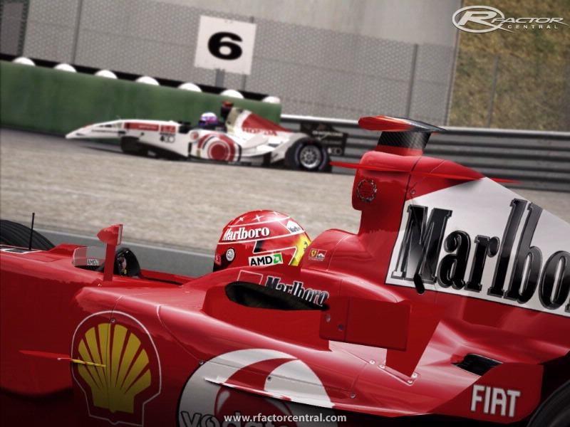 Rfactor F1 Rmt 2013 - linoaring