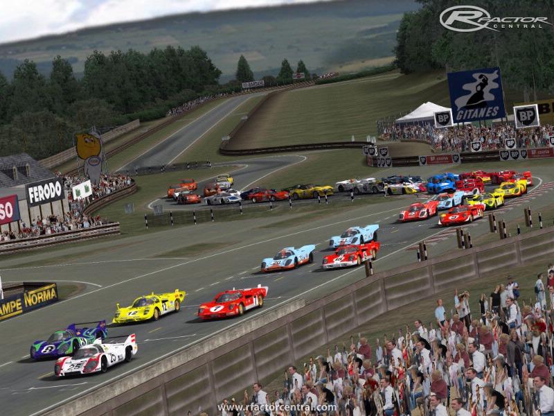 1970 World Sports Car Championship Screenshot By Mini Maestro