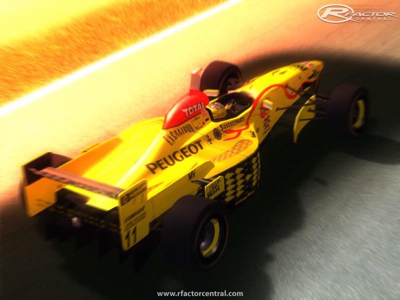 F1 1997 WCP Screenshot By F1WCP