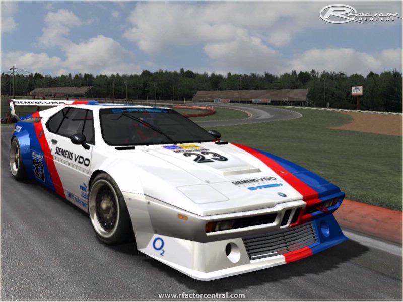 BMW M1 ProCar 1979-1980 2.00 by gpcracer | rFactor Cars | rFactor ...