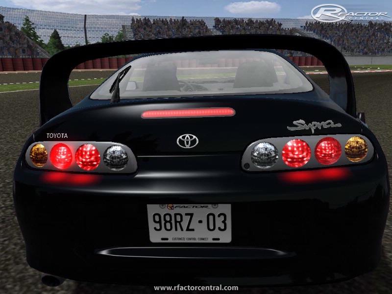 Toyota Supra MKIV Screenshot By Fastfest