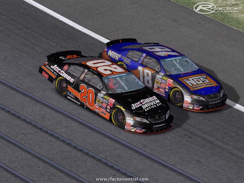 Vhr Stock Car Setups For Nascar - losthuman