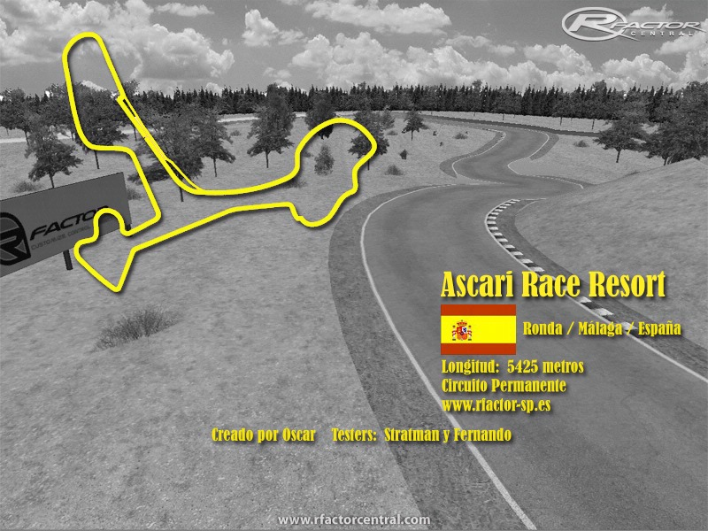 Circuito Ascari : Ascari race resort lap times fastestlaps