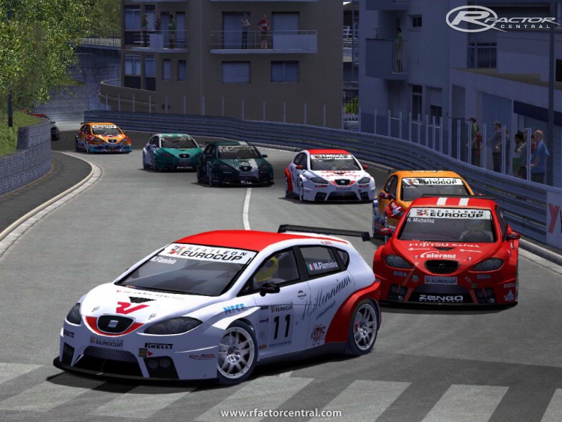Seat leon eurocup 2008 by hungarian painters team for Garage seat pau