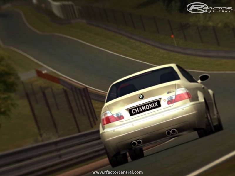 BMW M3 E46 Street Racing Screenshots