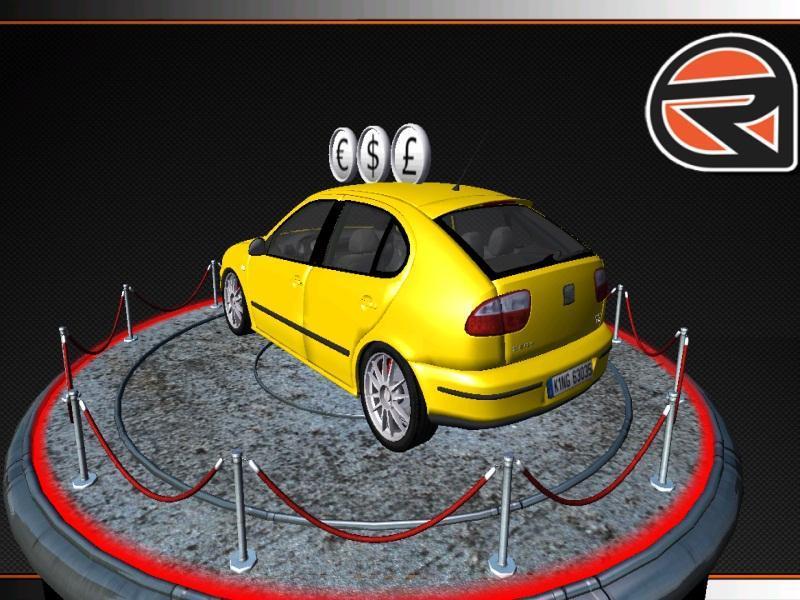 seat leon 1m tdi 150 topsport by rpmpower rfactor. Black Bedroom Furniture Sets. Home Design Ideas