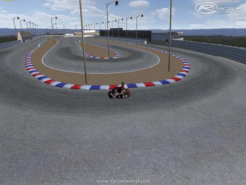 Circuito Karts Santos De La Humosa : Los santos de la humosa karting by alvaro rfactor