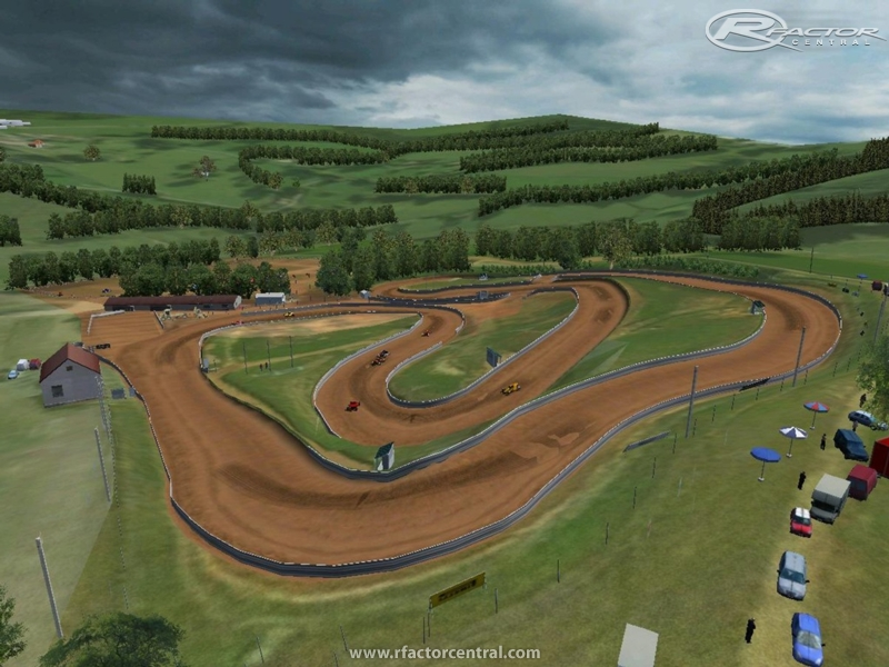 Saint igny de vers autocross by markciccio rfactor for Garage auto igny