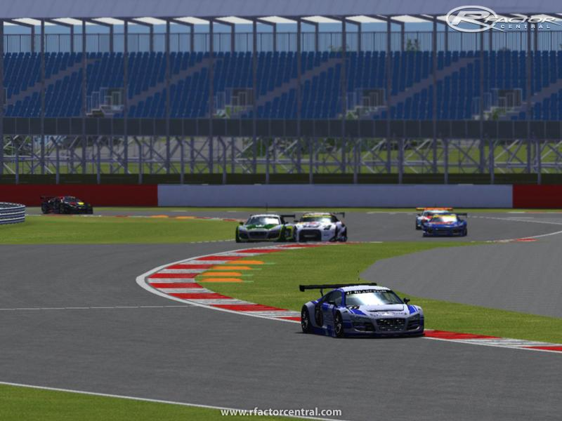 Silverstone Circuit 2012 1.00 by Shaun WHAT21A Stroud | rFactor ...