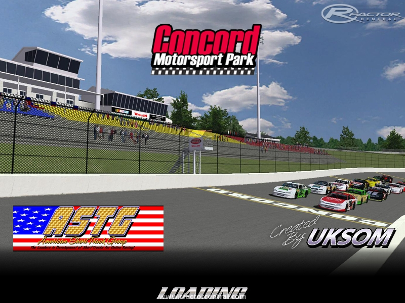 Concord Motorsports Park 100 By UKSOM