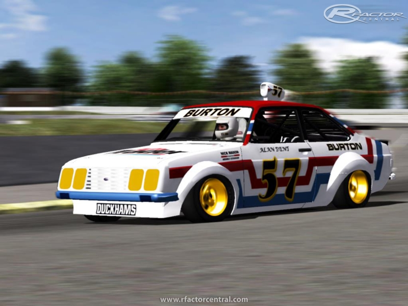 Classic Hot Rods 2.00 by Sim Stox | rFactor Cars | rFactor Central