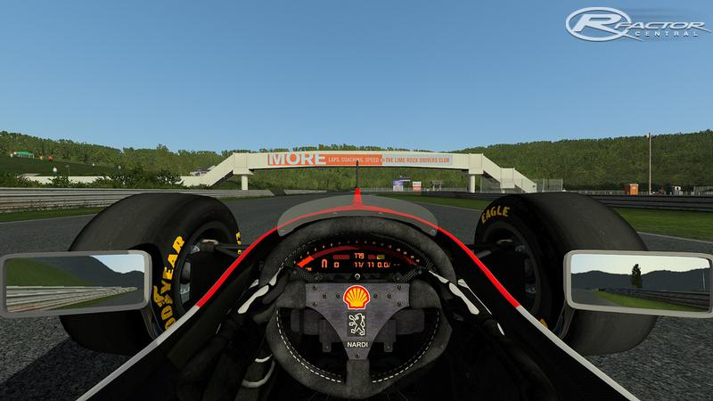 Rfactor F1 1993 >> F1 Classics (rFactor2) 0.10 by MAKCorp | rFactor Cars | rFactor Central