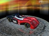 Spec Racer Ford screenshot by beauman
