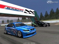 WTCC BMW E90 screenshot by gmatias