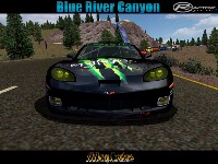 Blue River Canyon screenshot by DDawg