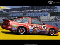 AE86 CLUB screenshot by YashioFactory