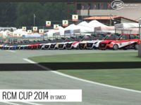 RCM CUP 2014 (rFactor 2) screenshot by SIMCO