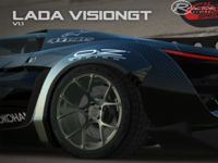 Lada VisionGT Prototype screenshot by bayazoff